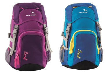 Easy Camp Daypack SCOUT Backpack - BLUE or Purple